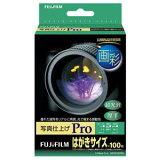 WPHS100PRO【】 富士フイルム 画彩 写真仕上げ Pro はがきサイズ 100枚 [WPHS100PRO]【返品種別A】【RCP】