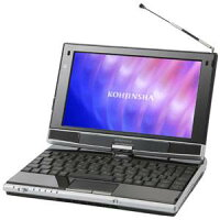 工人舎 ノートパソコン KOHJINSHA SCシリーズ 7型液晶コンパクトモバイルノート SC3KP06GA GPS内蔵