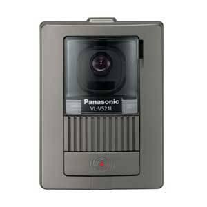 VL-V521L-S【税込】 パナソニック カラーカメラ玄関子機  [VLV521LS]【返品種別A】【送料無料】【RCP】