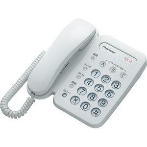TF-12-W パイオニア 電話機 Pionee...の商品画像