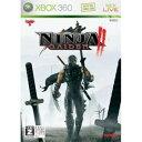 テクモ NINJA GAIDEN 2【Xbox 360用】【税込】 XPA-00001ニンジャガイデ2 [XPA00001ニンジガイデ2]