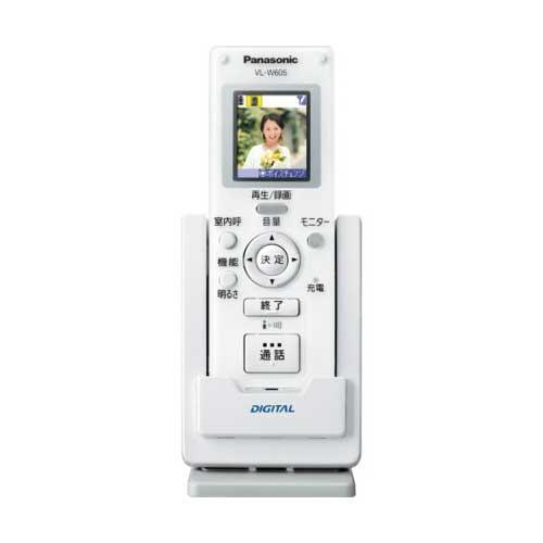 VL-W605 パナソニック ワイヤレスモニター子機 Panasonic