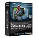 【期間限定特価】コーレル パソコンソフト 【税込】 VideoStudio 12 Plus通常版