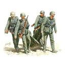 1/35 独・負傷兵搬送5体スターリングラード1942年【MB3541】 【税込】 マスターボックス
