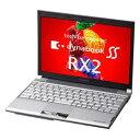 【送料無料】★東芝 モバイルパソコン dynabook SS RX2 ワイヤレスWANモデル【税込】 PARX2T9HLDEV [PARX2T9HLDEV]