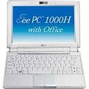 【送料無料】★ASUS モバイルパソコン「EeePC1000-H with Office」パールホワイト【税込】 EEEPC1000H-WHI106X [EEEPC1000HWHI106X]