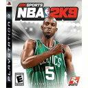 スパイク NBA 2K9【PS3用】【税込】 BLJS10048エヌビーエ2K9 [BLJS10048エヌビエ2K9]
