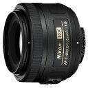 AF-S DX35MM/F1.8G【税込】 ニコン 【Joshin web限定 52mmフィルター付き】AF-S DX NIKKOR 35mm f/1.8G ※...