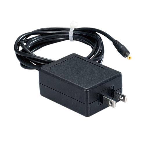 AC-DC5-BK バッファロー ポータブルHDD外部電源供給用ACアダプタ