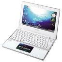 【送料無料】★シャープ モバイルパソコン Mebius(ホワイト系)【税込】 PC-NJ70A-W [PCNJ70AW]