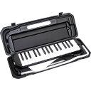 P3001-32K/BK【税込】 KC 鍵盤ハーモニカ メロディーピアノ(ブラック) Kyoritsu Corporation [P300132KBK]【返品種...
