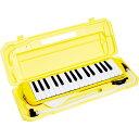 P3001-32K/YW【税込】 KC 鍵盤ハーモニカ メロディーピアノ(イエロー) Kyoritsu Corporation [P300132KYW]【返品種...