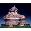 1/150 木製模型 犬山城 【税込】 ウッディジョー [UD 1/150イヌヤマジョウ]【返品種別