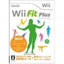【ポイント5倍】任天堂 【Wii】Wii Fit Plus【ソフト単体版】【税込】 Wiiフィットプラス [Wフトプラス]/※ポイント5倍は 10/3 23:59迄。エントリー要
