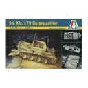 1/35 パンサー戦車回収車 Sd.Kfz.179 (エッチングパーツ付き) 【38742】 【税込】 イタレリ [TI6472 パンサーセンシャ]【返品種別B】【RCP】