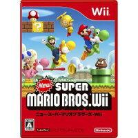 任天堂 【Wii】NewスーパーマリオブラザーズWii【税込】 wiiNewスーパーマリオBrosWi [NスパマリオBW]