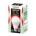 【当店ポイント2倍】日立 LED電球(全光束:250 lm/電球色相当)HITACHI 一般電球タイプ4.1W【税込】 LDA4L [LDA4L]【返品種別A】/※ポイント2倍は 8/9am9:59迄
