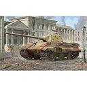 """1/35 ドイツ軍 E-50 中戦車""""パンターII""""【01536】 トランペッター"""