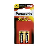 LR1XJ/2B【】 パナソニック アルカリ乾電池単5形 2本パック Panasonic [LR1XJ2B]【返品種別A】【RCP】