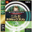 FHC86EN-LE-SHG NEC 27形 34形丸形スリム蛍光灯 昼白色 LifeE ホタルックスリム