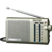 RF-U150A-S【税込】 パナソニック ワイドFM/AMラジオ2バンドレシーバー Panasonic [RFU150AS]【返品種別A】【送料無料】【RCP】