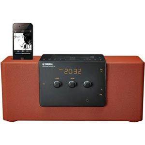 iPod/iPhone対応デスクトップオーディオシステム(ブリック)[TSX-140RR] - YAMAHA