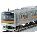 [鉄道模型]カトー 【再生産】(Nゲージ) 10-494 JR東日本 205系 直流通勤形電車3000番台(八高線) 4両セット