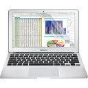 LCD-MB116【税込】 サンワサプライ Apple MacBook Air 11インチ用液晶保護反射防止フィルム [LCDMB116]【返品種別A】【RCP】