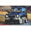 【再生産】1/24 インチアップシリーズ No.1 三菱パジェロミニ VR-II 1994【ID-1】 フジミ [F ID1 パジェロミニVR2 1994]【返品種別B】
