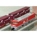 [鉄道模型]トミックス TOMIX (Nゲージ) 92417 JR EF510形コンテナ列車 3両セット [トミックス 92417]【返品種別B】