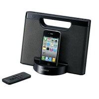 iPhone/iPod対応ポータブルDockスピーカー[SRS-GM5IP] - SONY