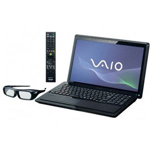 ノートPC「VAIO F」(VPCF229FJ/BI)
