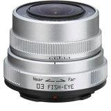 03FISH-EYE【】 ペンタックス 03 FISH-EYE(3.2mm F5.6) ※ペンタックスQ用レンズ [03FISHEYE]【返品種別A】【】【RCP】