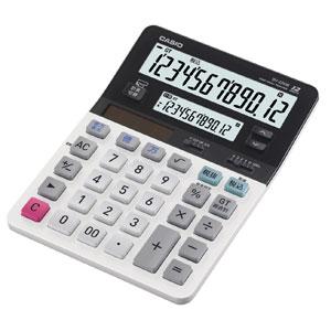 DV-220W-N カシオ ツイン液晶電卓 デス...の商品画像