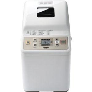 PY-E631W ツインバード ホームベーカリー(1斤〜2斤タイプ) ホワイト TWINBIRD [PYE631W]【返品種別A】