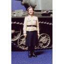 1/35 ソ連軍女性兵 1943-45 (レジン製)【TK3538】 タカハシモデリング