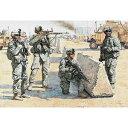 1/35 米・現用陸軍4体・中東拠点警備・フル装備品【MB3591】 マスターボックス [バウマンMB3591 ゲンヨウリクグン]【返品種別B】