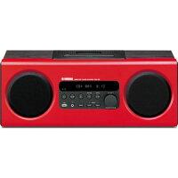 iPhone/iPod対応デスクトップオーディオシステム(レッド)[TSX-112R] - YAMAHA