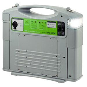 PD-650【税込】 セルスター ポータブル電源 350Wインバーター (DC-12V/AC-100V) CELLSTAR [PD650]【返品種別A】【送料無料】【RCP】