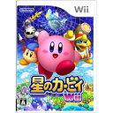 【Wii】星のカービィ Wii 【税込】 任天堂 [RVL-P-SUKJ]【返品種別B】【送料無料】【RCP】