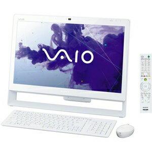 ディスプレイ一体型デスクトップPC「VAIO J」(VPCJ229FJ)