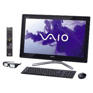ディスプレイ一体型デスクトップPC「VAIO L」(VPCL239FJ)