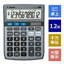 LS-122TUG キヤノン 卓上電卓 12桁