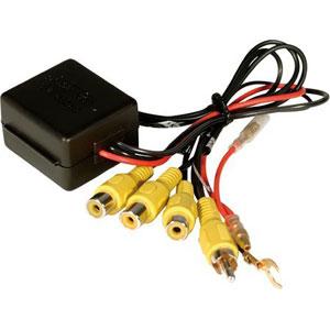 LTD002 データシステム 1入力3出力映像分配器 ※DC12V車専用Data system [LTD002デタS]【返品種別A】
