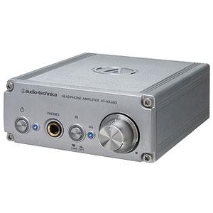 AT-HA26D【税込】 オーディオテクニカ D/Aコンバーター内蔵ヘッドホンアンプ audio technica [ATHA26D]【返品種別A】【送料無料】【RCP】