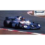 1/20 グランプリシリーズ No.34 ティレルP34 1977 日本GP #3 ロニー・ピーターソン ロングホイールバージョン 【税込】 フジミ [F GP34 ティレル#3 ピーターソン]【返品種別B】【RCP】