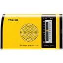 TY-JR50-Y【税込】 東芝 防水形充電ラジオ イエロー TOSHIBA [TYJR50Y]【返品種別A】【送料無料】【RCP】