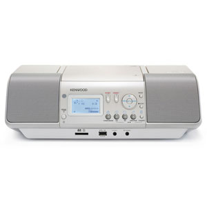 CLX-30-W【税込】 ケンウッド CD/SD/USB対応ラジオ(ホワイト) KENWOOD [CLX30W]【返品種別A】【送料無料】【RCP】