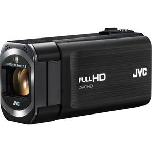 デジタルビデオカメラ「Everio GZ-V590」