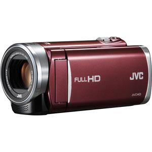 デジタルビデオカメラ「Everio GZ-E265」